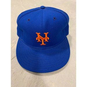 New Era New York Mets Pro Model Fitted 6 3/4 Hat